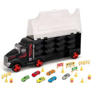 Truck Carry Case with Cars
