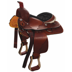 Roper Youth Saddle