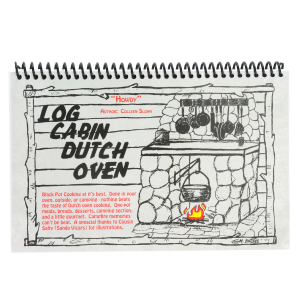 Log Cabin Dutch Oven Cookbook