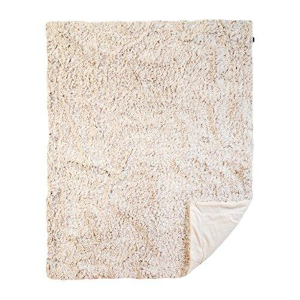Shaggy Faux Fur Throw