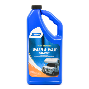 Pro-Strength RV Wash & Wax
