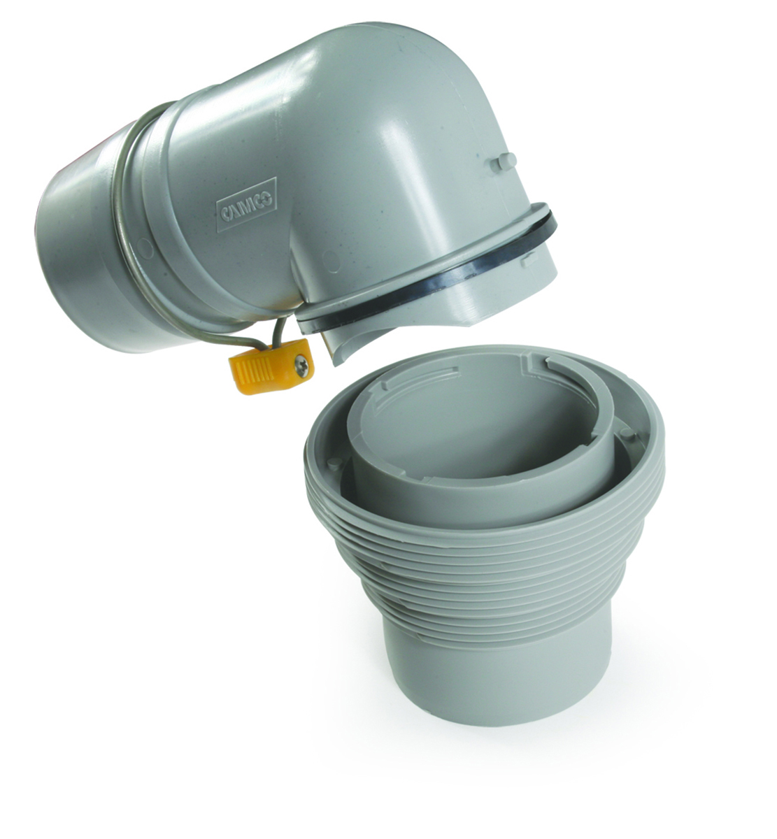 Camco Easy Slip 4 In 1 Sewer Adapter With Elbow Murdoch S