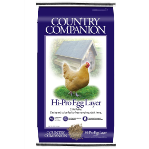 Hi-Pro Egg Layer 21% Pellet Chicken Feed