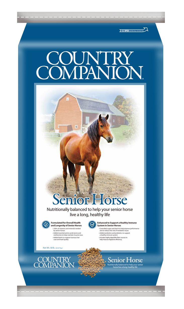 Country Companion Senior Horse Feed Murdoch S