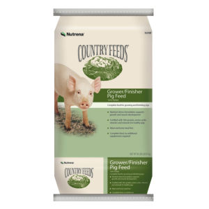 Grower Finisher 16% Protein Pig Feed