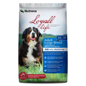 Lamb & Rice Large Breed Adult Dog Food