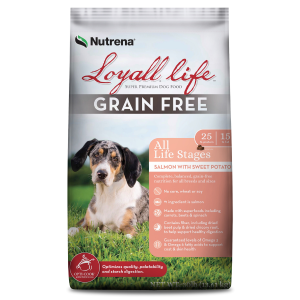 Grain Free Salmon & Sweet Potato All Life Stages Dog Food