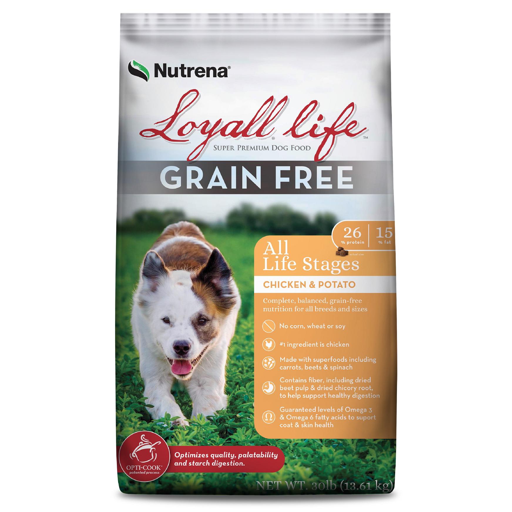Loyall Life Grain Free Dog Food
