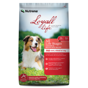 Chicken & Rice All Life Stages Dog Food