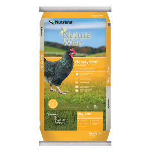 Hearty Hen 18% Protein Poultry Feed