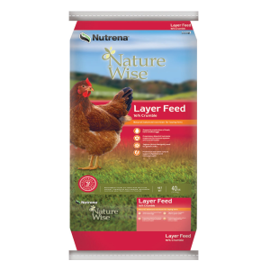 Layer 16% Crumbles Poultry Feed - Non Medicated