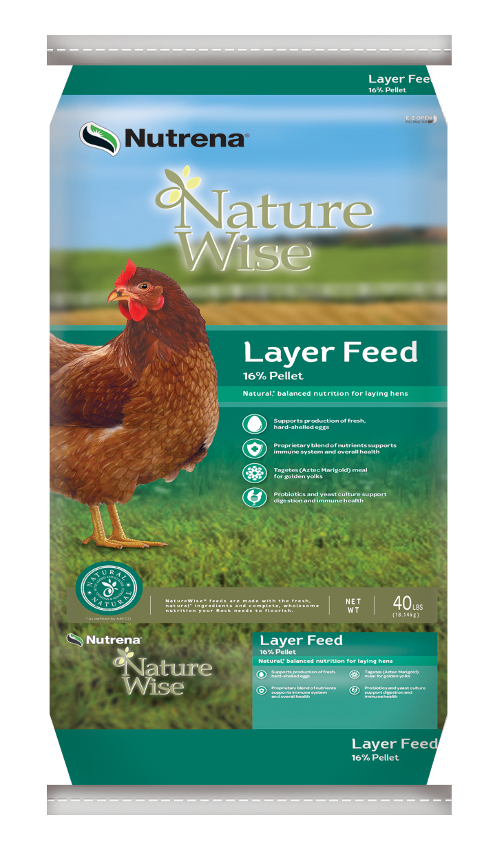 Nutrena Naturewise Layer Feed