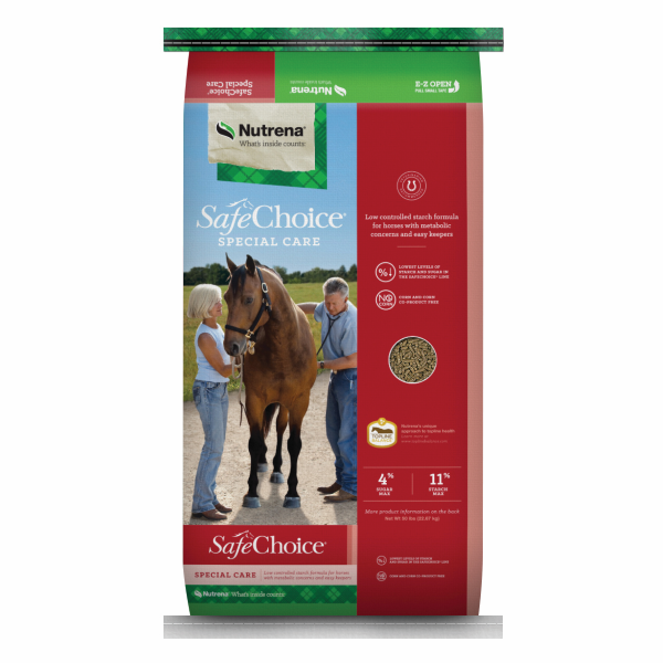 Murdoch S Safechoice Special Care Horse Feed