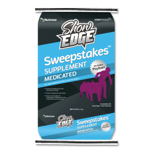 Sweepstakes Supplement - Medicated