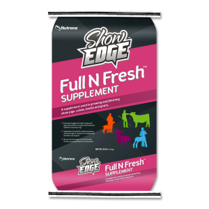 Full N Fresh Supplement for Pigs, Calves, Lambs and Goats