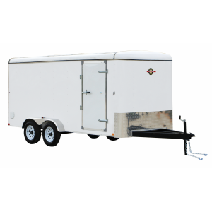 7 x 16 7000 lb GVWR 7' Enclosed Trailer
