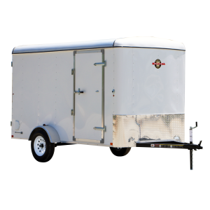 6 x 10 2990 lb GVWR 6' Enclosed Trailer