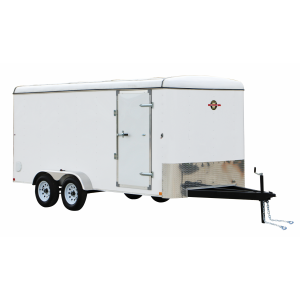 7 x 14 7000 lb GVWR 7' Enclosed Trailer