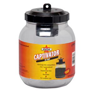 Captivator Reusable Fly Trap