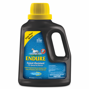 Endure Sweat Resistant Fly Spray Easy Pour Refill
