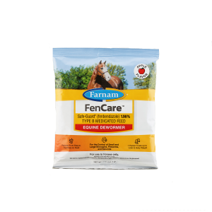 FenCare 1.96% Type B Medicated Feed Equine Dewormer