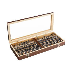 30 Piece Router Bit Set