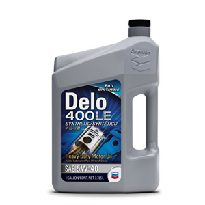 Delo 400 LE Synthetic Motor Oil