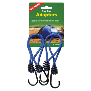 Guy Line Adapters 4-Pack