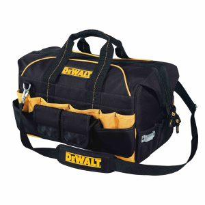"18"" Pro Contractor Closed Top Tool Bag"