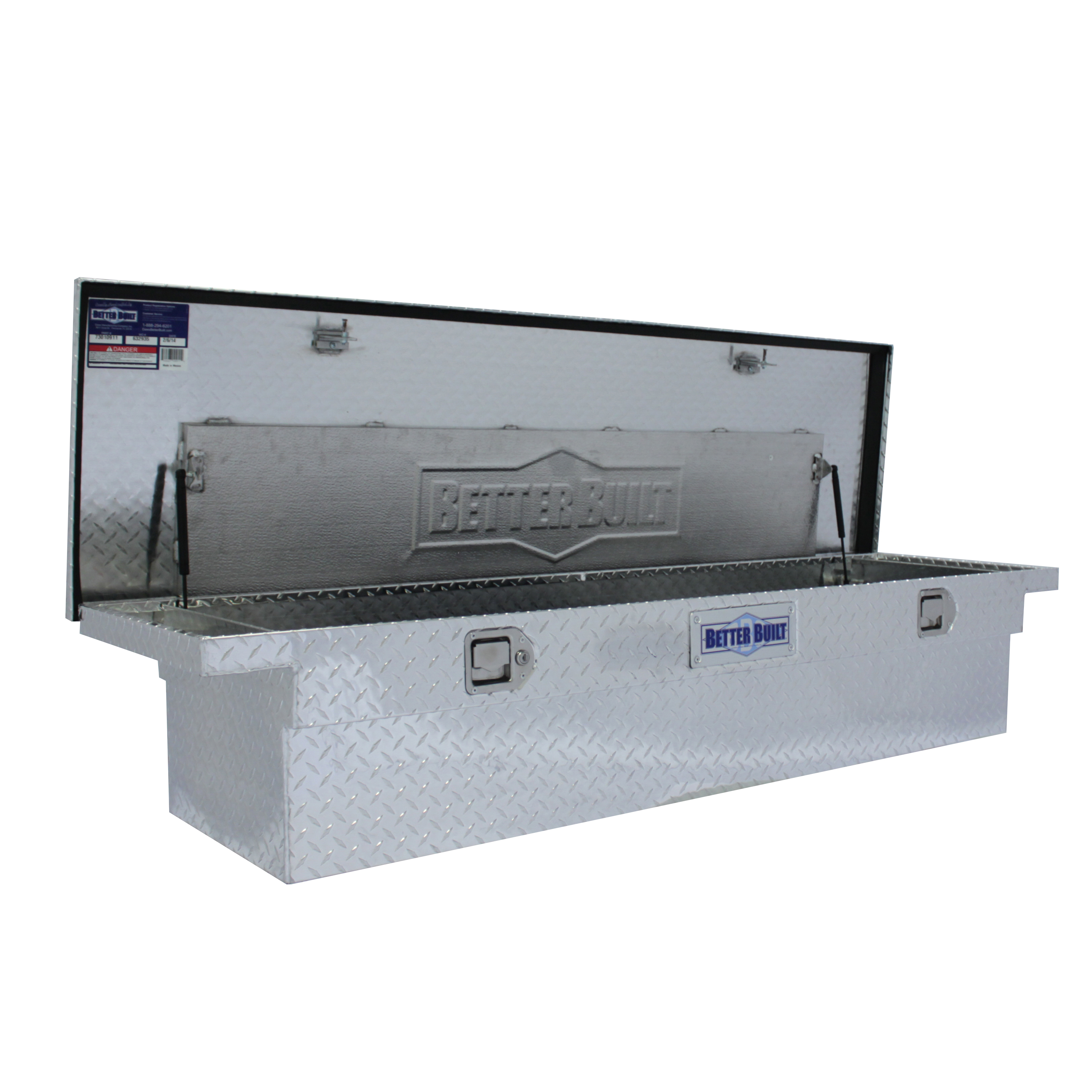 Crown Series Low Profile 70 Aluminum Crossover Truck Box Better Built Trailer Wiring Diagram