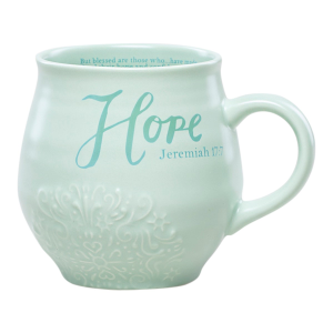 Hope Stoneware Coffee Mug