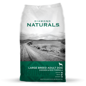 Naturals Large Breed Chicken & Rice Adult Dog Food Formula