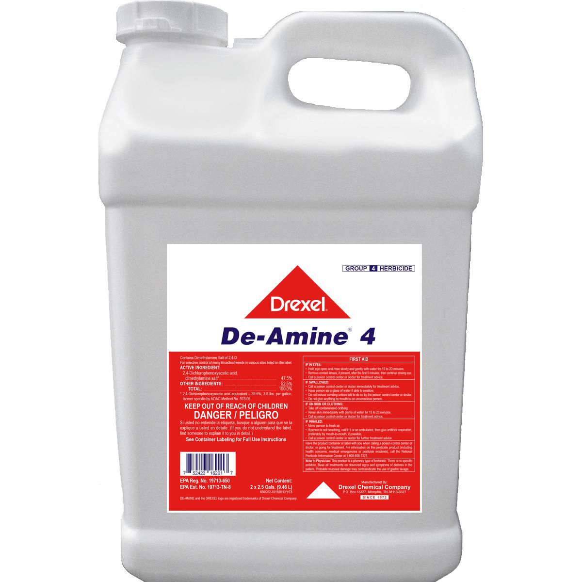 De-Amine 4 Weed Killer