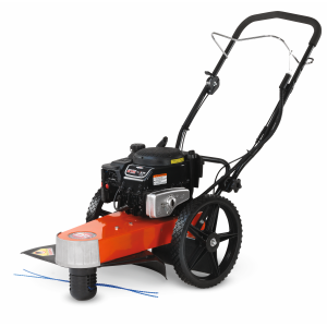22 Inch Manual Start Trimmer Mower