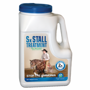 Sx Stall Treatment - All Natural Odor Eliminator