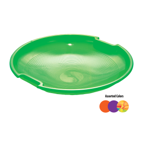 "26"" Heavy-Duty SnoRacer Disc - Assorted Colors"