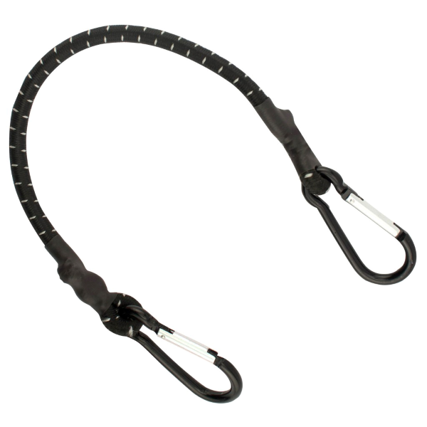 Stretch Cord with Carabineer Hooks