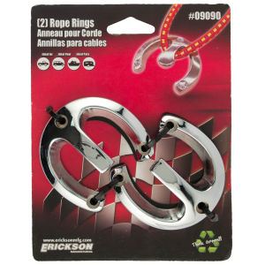 Horseshoe Rope Cleat