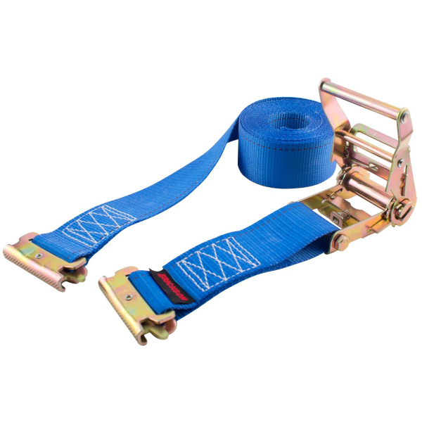 Ratcheting Logistic Straps