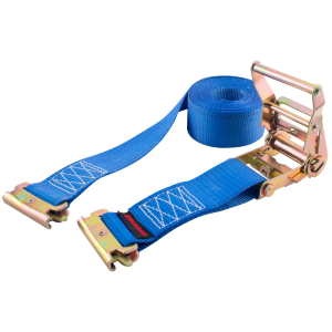 Ratcheting E-Track Logistic Straps