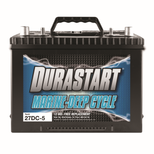 27DC-5 - Marine Deep Cycle - 12 Volt Battery