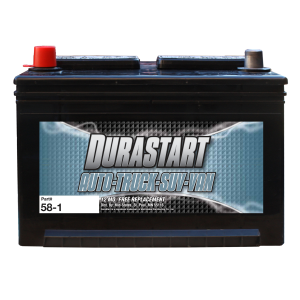 58-1 - Auto/Truck/SUV 12 Volt Battery