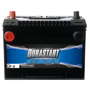 UF-9 - Auto/Truck/SUV 12 Volt Dual Terminal Battery