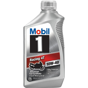 Racing 4T 10W-40 Motorcycle Oil