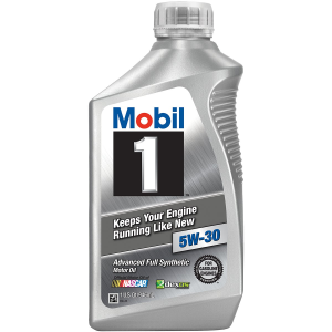 5W-30 Synthetic Motor Oil