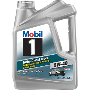 Turbo Diesel Truck 5W-40 Synthetic Motor Oil