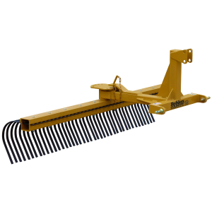 7' Medium Duty Landscape Rake