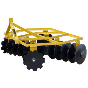 6-1/2' Medium Duty Tillage Disc