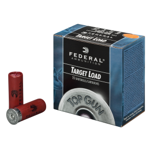 "Top Gun Lite 12 Gauge 2-3/4"" Shotshell 1 oz #7.5"