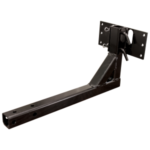 "2"" Receiver Hitch Mounting Bracket for ATV Spreaders"